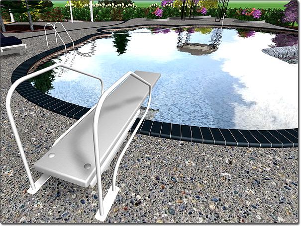 Adding a Pool Accessory
