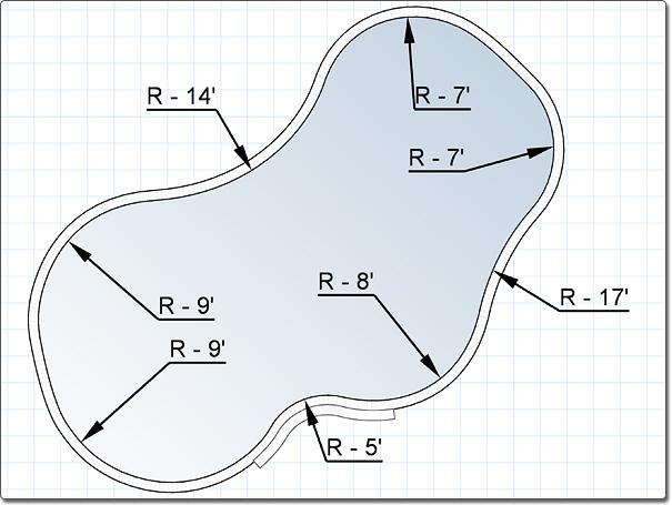 Adding A Radial Dimension