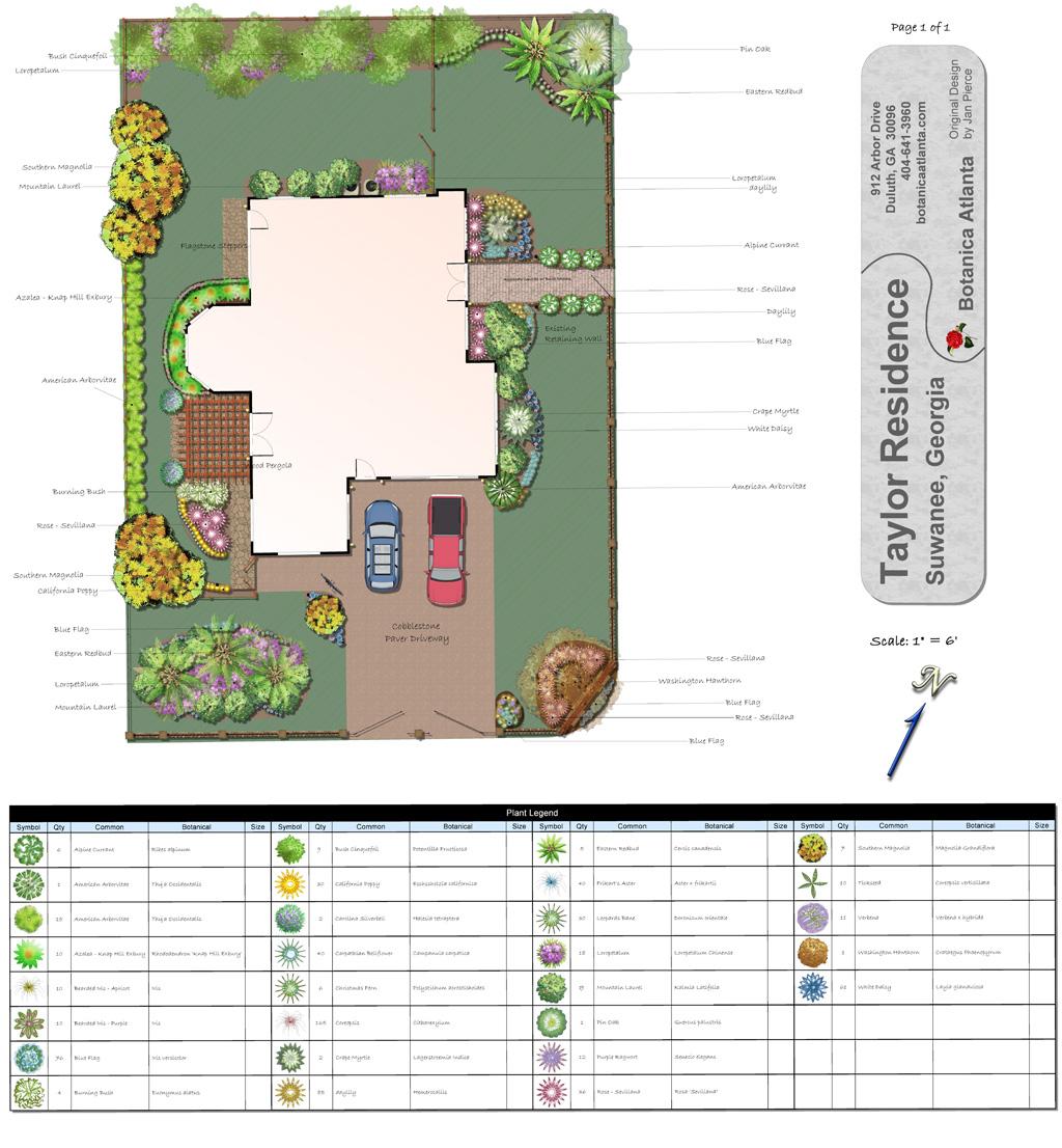 Home Landscape Software Features: Landscape Design Software Features