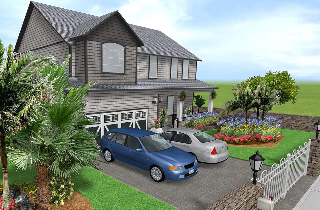Landscape Design Software by Idea Spectrum - Realtime ...