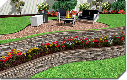Design Landscape Terraces
