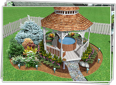 Home Architecture Design Software on Landscape Design Software   Realtime Landscaping Architect