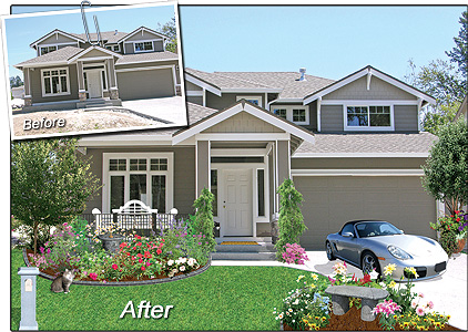 Photo Landscaping Design