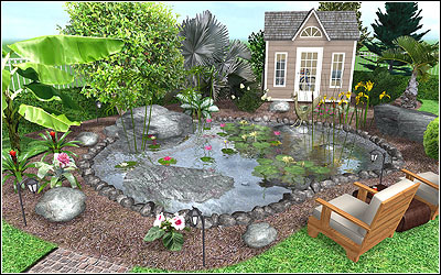Landscape Design Software - Realtime Landscaping Architect