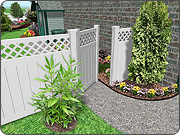 Realistic Fence Design Software