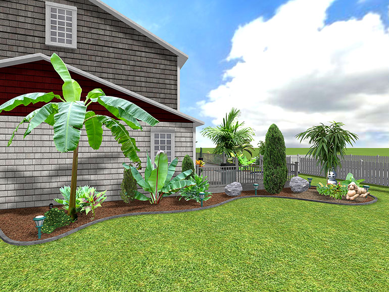Landscape design software gallery page 2 for Professional landscape design