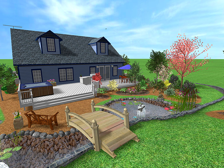 Landscape Design Software Gallery Page 1