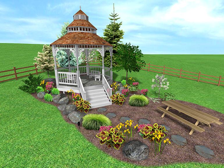 Landscape design software gallery page 4 for Help design my garden