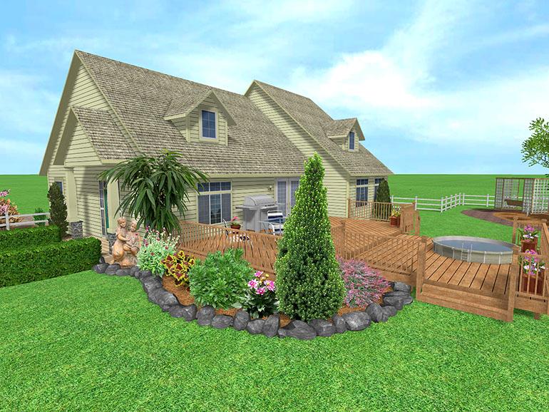 Landscape design software gallery page 5 - 3d garten designer ...
