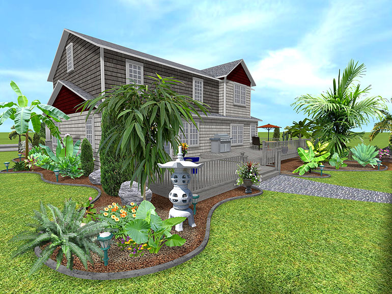 Stunning Tropical Landscaping Ideas 770 x 578 · 196 kB · jpeg