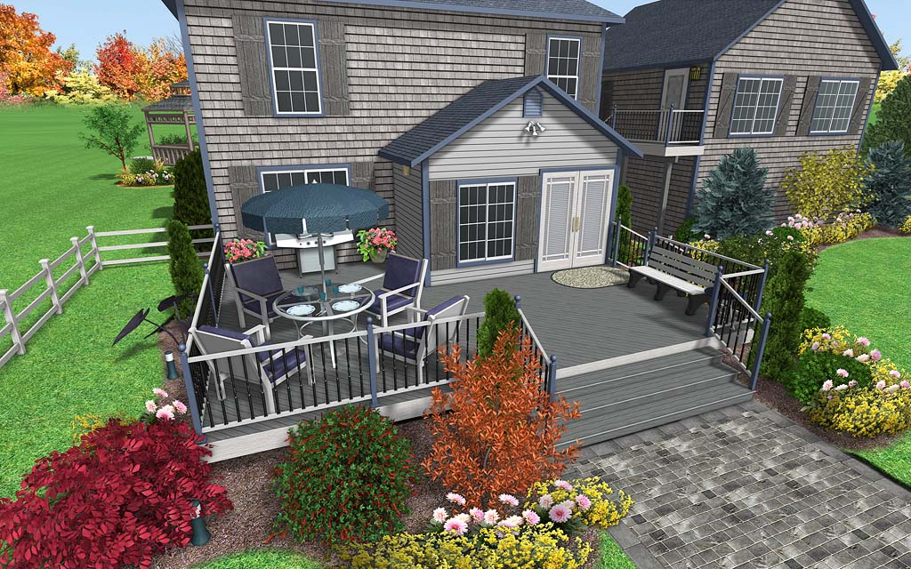 Landscape design software image gallery for Residential landscape designer