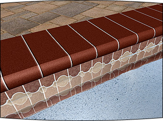 Design Swimming Pool Tile