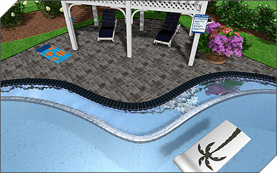 swimming pool design software by idea spectrum realtime