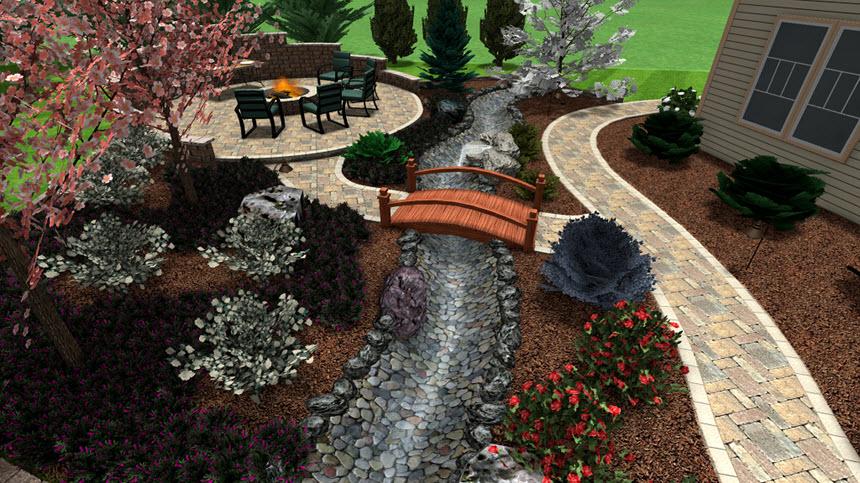 Idea Spectrum Realtime Landscaping Architect
