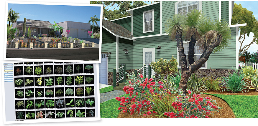 Front Yard Landscape Ideas 2016