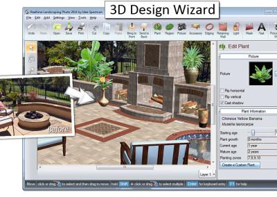 3D Design Wizard