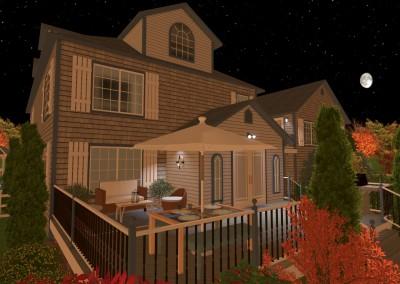 Ideas for Backyard Deck Designs