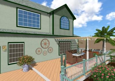 Western Deck Design