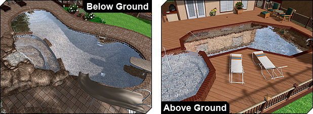 Swimming Pool Design Software