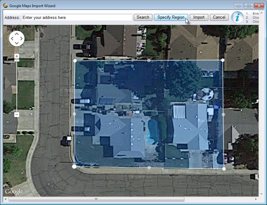 Using the Google Maps Import Wizard on android maps, road map usa states maps, aerial maps, waze maps, ipad maps, iphone maps, gppgle maps, online maps, microsoft maps, gogole maps, bing maps, topographic maps, aeronautical maps, search maps, goolge maps, stanford university maps, amazon fire phone maps, googlr maps, msn maps, googie maps,