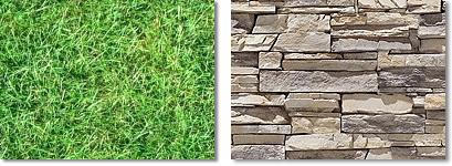 Photo landscape design software for Soft landscape materials