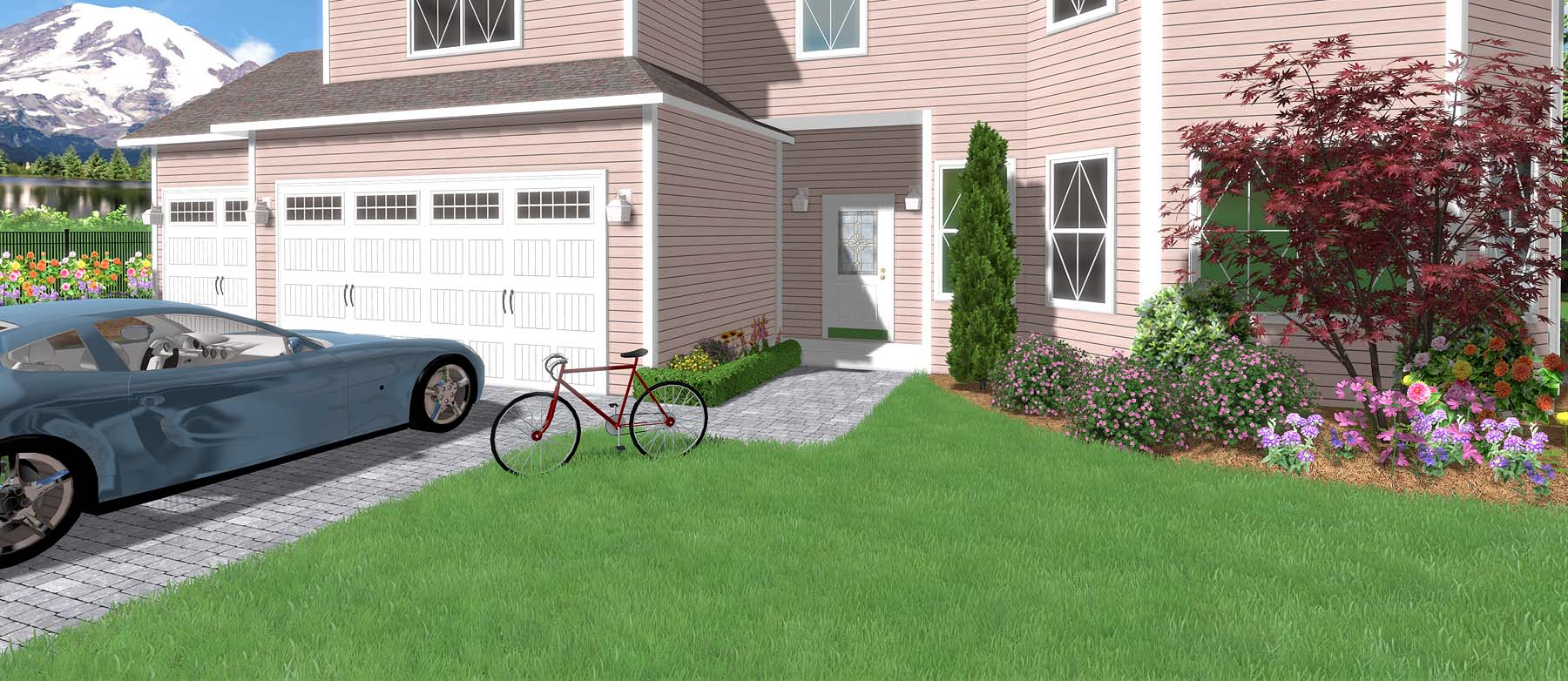 realtime landscaping architect system requirements