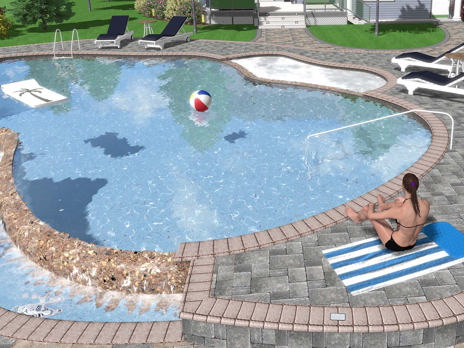 New landscape design software for Pool design program