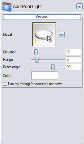 Click the model image to view a selection of light models