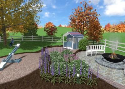 3D Landscape Design