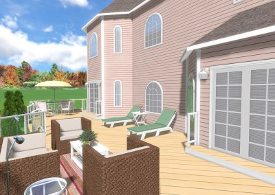 Realtime Landscaping Plus Deck Design