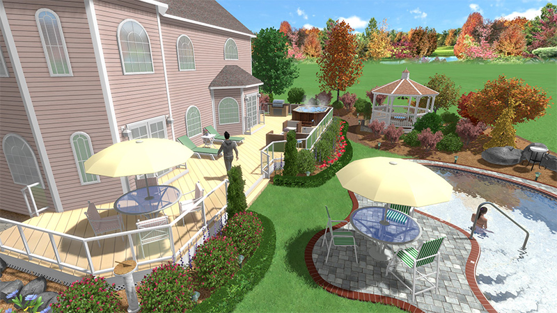 Realtime Landscaping Software