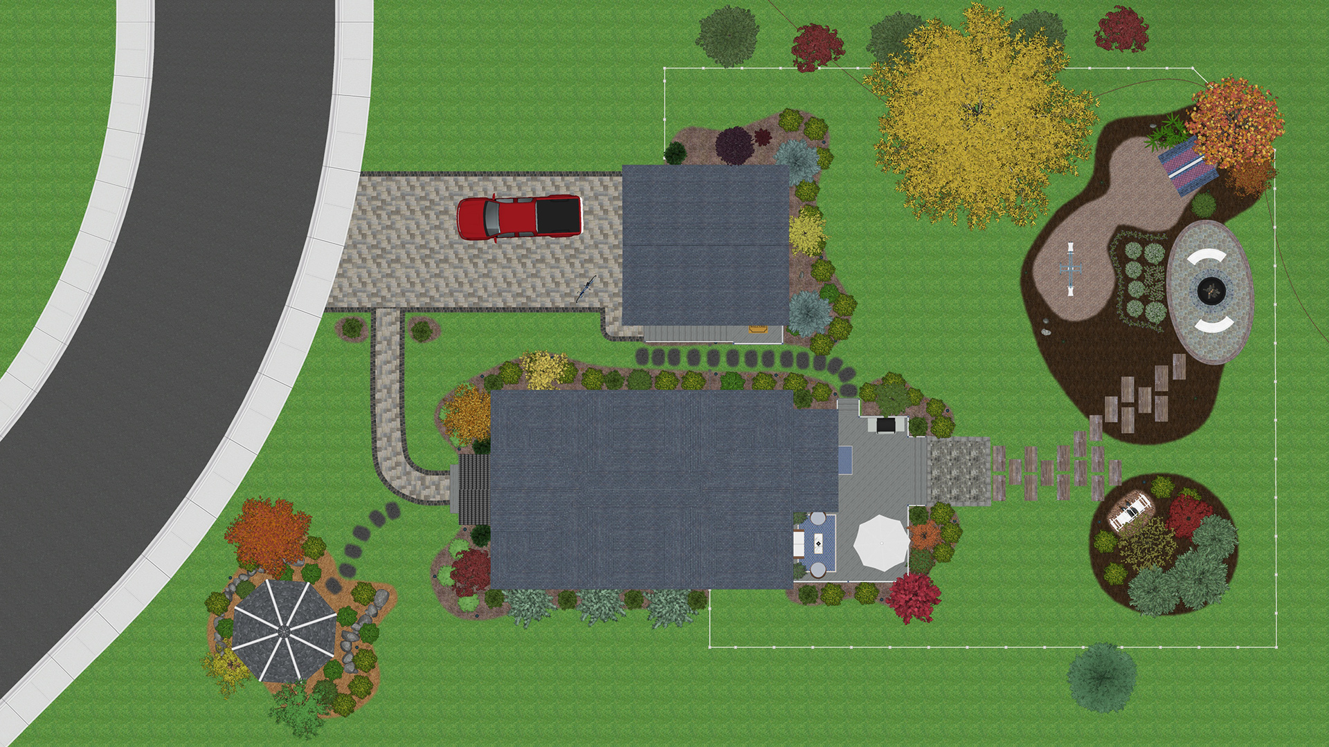 Home landscaping software ideas for Best landscape design